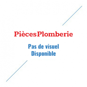 Contre plaque avec leviers pour réservoir SCHWAB